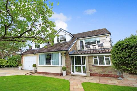 4 bedroom detached house for sale - Hillside Drive, Macclesfield