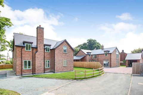 5 bedroom detached house for sale - Old Post Office Gardens, Four Crosses, Llanymynech, SY22