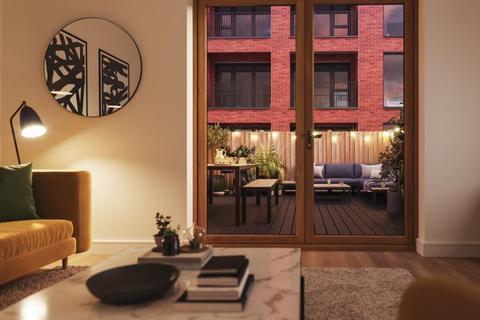 3 bedroom townhouse for sale - IRONWORKS, DAVID STREET, HOLBECK URBAN VILLAGE, LEEDS, LS11 5QP