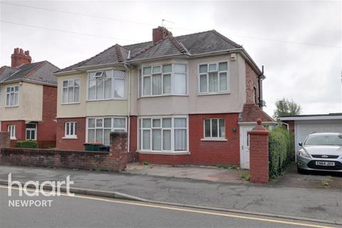 3 bedroom semi-detached house to rent - Keynsham Avenue, Newport