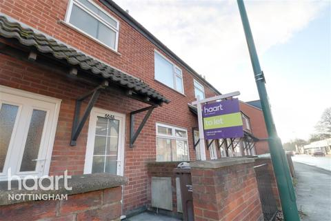 1 bedroom maisonette - Woodborough Road, NG3