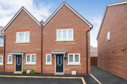 2 bedroom semi-detached house for sale - Topaz Lane, Berryfields, Aylesbury