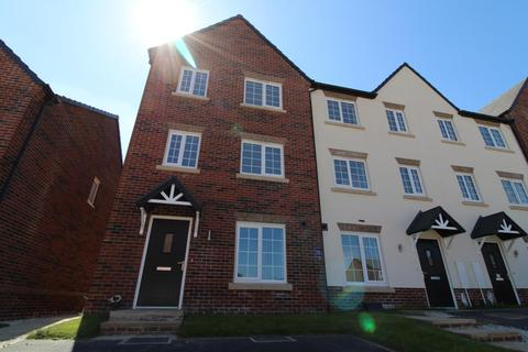 3 bedroom townhouse for sale - The Charlbury at New Homes, Denby Close S42