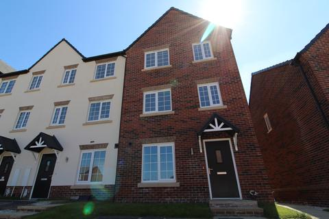 3 bedroom townhouse - The Charlbury at New Homes, Denby Close S42