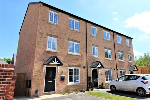 3 bedroom townhouse for sale - The Charlbury at New Homes, Hunloke Grove, Milford Close, Wingerworth S42