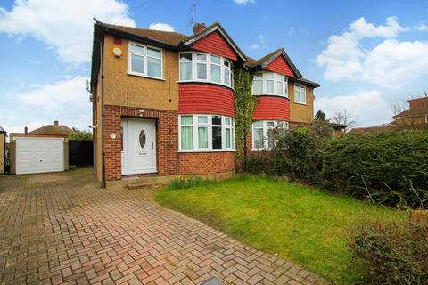 3 bedroom semi-detached house for sale - Stanwell Gardens, Stanwell, TW19