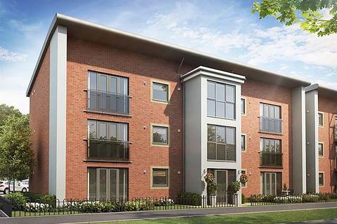 2 bedroom flat - Plot 59, The Dunston  at Elmwood Park Court, Esh Plaza, Sir Bobby Robson Way NE13
