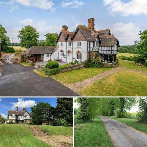 4 bedroom detached house for sale - Langleybury, Kings Langley, Hertfordshire, WD4