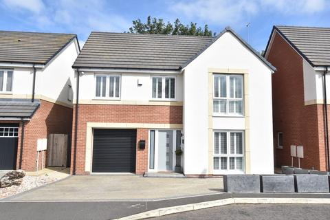 4 bedroom detached house - The Leas, Whitburn