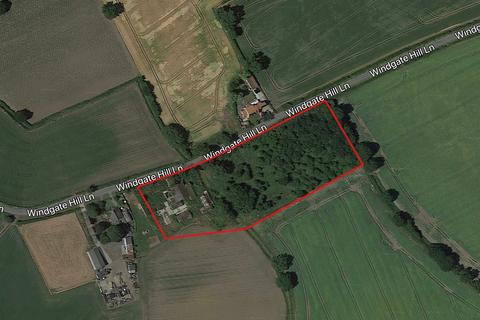 Land for sale - Wistow Common, Selby