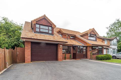 5 bedroom detached house for sale - Wollescote Drive, Solihull