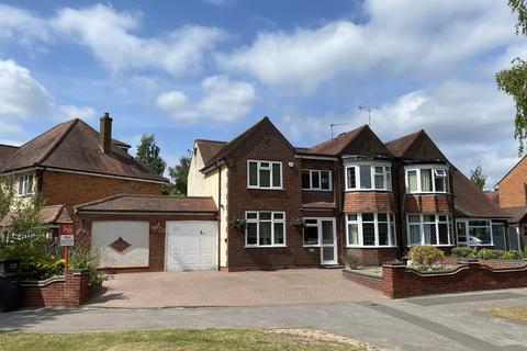 4 bedroom semi-detached house for sale - Silverbirch Road, Solihull