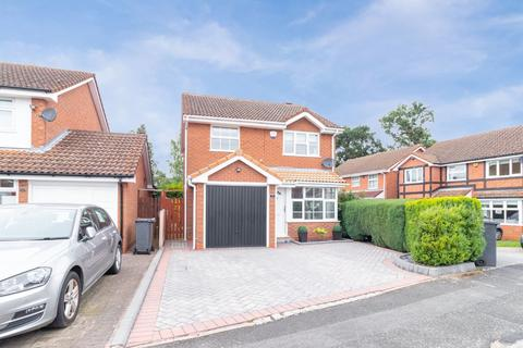 3 bedroom detached house for sale - Winthorpe Drive, Hillfield