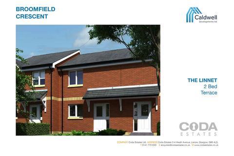 2 bedroom terraced house for sale - Broomfield Crescent, Balornock, Glasgow