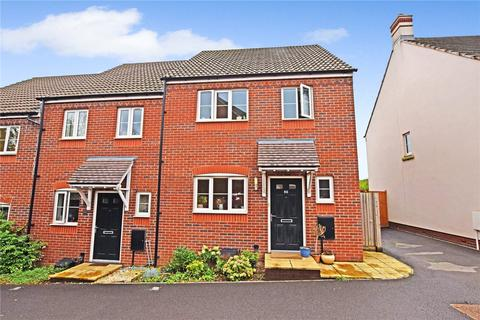 3 bedroom semi-detached house for sale - Grove Gate, Staplegrove, Taunton, Somerset, TA2