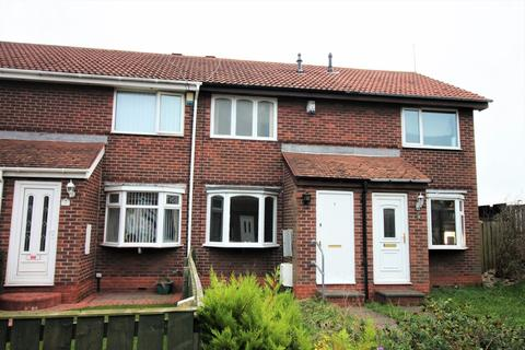2 bedroom terraced house to rent - Clementina Close, Sunderland