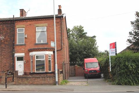 3 bedroom end of terrace house for sale - Stockport Road West, Bredbury