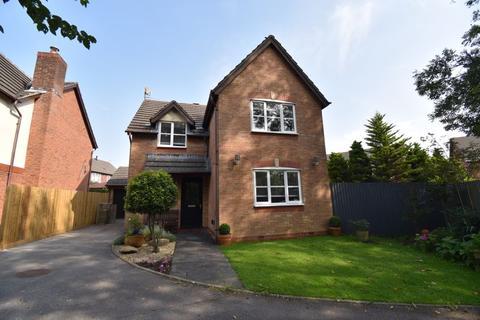 4 bedroom detached house for sale - 20 Dol Nant Dderwen, Broadlands, Bridgend, CF31 5AA