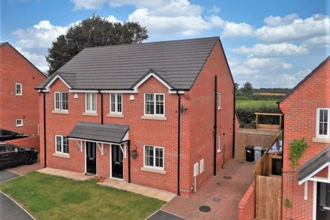 3 bedroom semi-detached house for sale - Tower View Close, Wybunbury, Cheshire