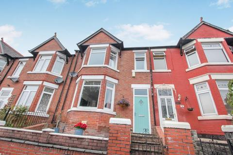 3 bedroom terraced house for sale - Woodlands Road, Barry