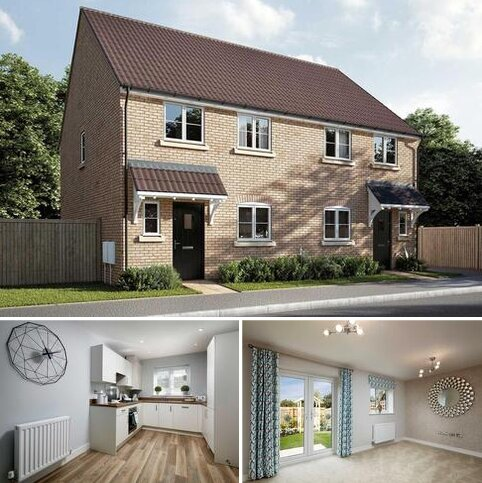 3 bedroom semi-detached house for sale - Plot 31, The Eveleigh at Strawberry Fields, Market Grove, Great Yeldham, Essex CO9