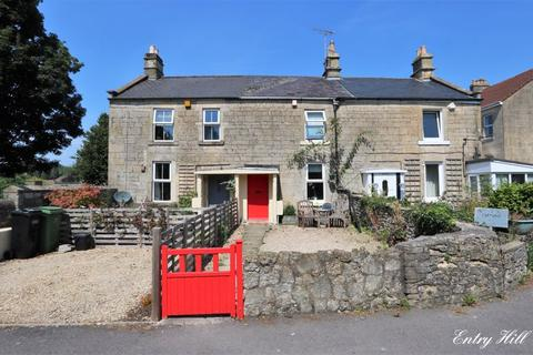 2 bedroom terraced house for sale - Entry Hill, Combe Down, Bath
