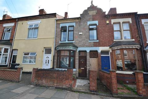 2 bedroom terraced house for sale - Clarendon Park Road, Leicester