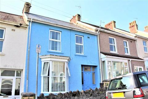3 bedroom terraced house for sale - Victoria Avenue, Mumbles