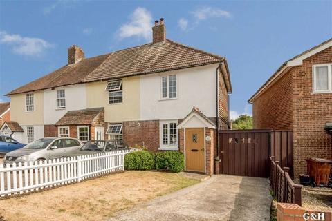 2 bedroom end of terrace house for sale - Grosvenor Road, Kennington, Ashford