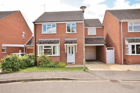 4 bedroom detached house for sale - The Moorlands KIDLINGTON