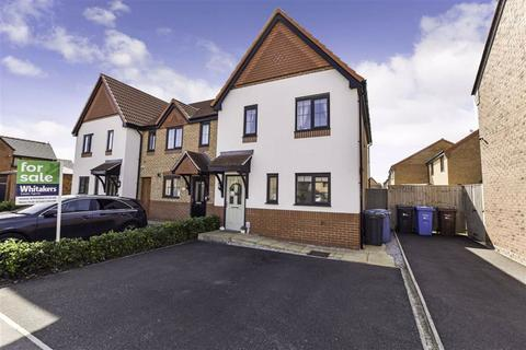 3 bedroom end of terrace house for sale - College Gardens, Spring Bank West, Hull, HU3