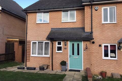3 bedroom end of terrace house for sale - Gamelan Walk, Hoo, Rochester