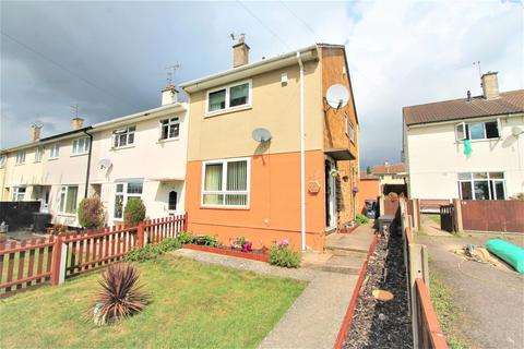 2 bedroom townhouse for sale - Kinsdale Drive, Thurnby Lodge, Leicester LE5