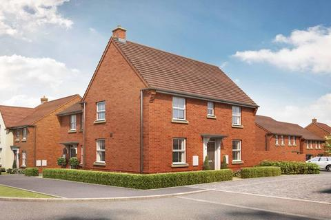 3 bedroom end of terrace house for sale - Plot 320, Hadley at DWH at St Rumbold's Fields, Tingewick Road, Buckingham, BUCKINGHAM MK18