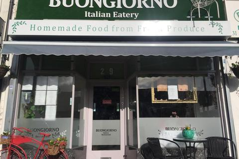 Restaurant for sale - Leasehold Italian Restaurant/Bistro Located In Solihull