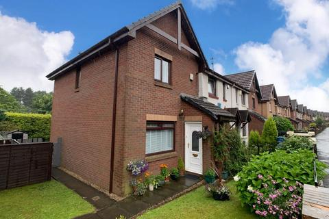3 bedroom end of terrace house for sale - 65 Dundee Drive Cardonald, Glasgow