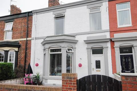 3 bedroom terraced house for sale - Albert Road, Jarrow