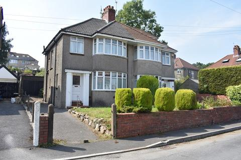 3 bedroom semi-detached house for sale - Harlech Close, Sketty, Swansea, City and County of Swansea. SA2 9LW