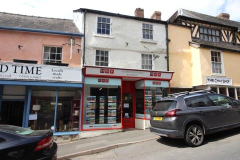 Terraced house for sale - High Street, Bishops Castle, Shropshire, SY9