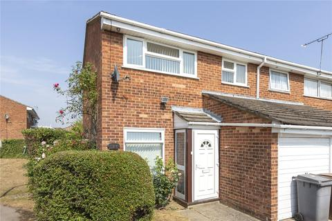 3 bedroom end of terrace house for sale - Begonia Close, Chelmsford, Essex, CM1