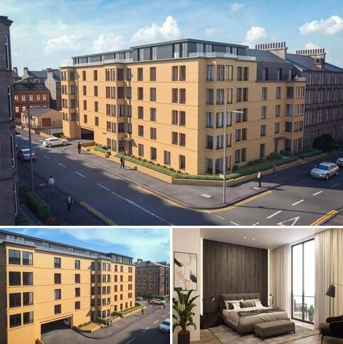 2 bedroom flat for sale - Plot 18 - The Picture House, 100 Finlay Drive, Glasgow, G31