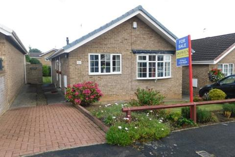 2 bedroom detached bungalow for sale - SILVERWOOD CLOSE, CLAVERING, HARTLEPOOL