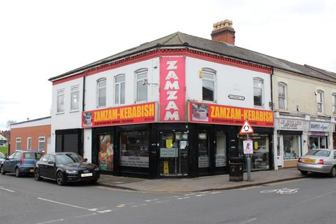 Restaurant to rent - 230-232 Ladypool Road, Birmingham, West Midlands, B12 8JT