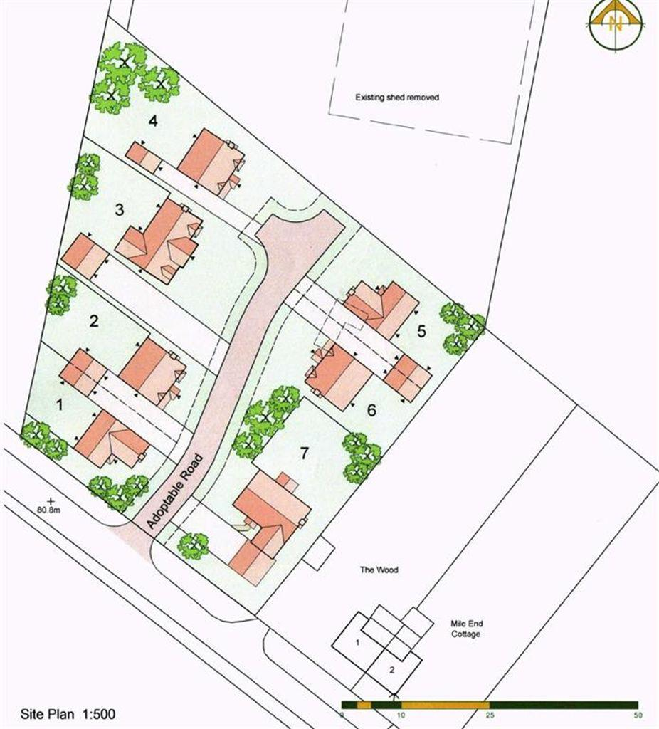 Land Commercial for sale in Howle Road, Childs Ercall, Market Drayton