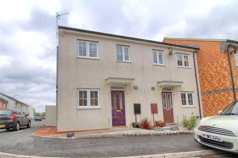 2 bedroom end of terrace house for sale - Verbena Drive, Billingham
