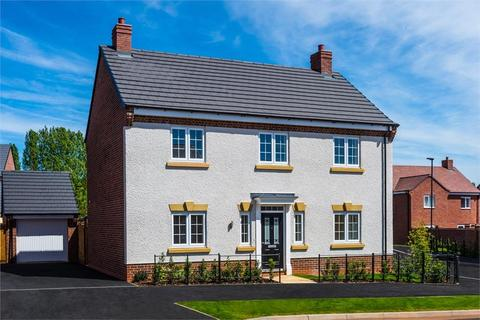 4 bedroom detached house for sale - Plot 195, Stainsby at Hackwood Park Phase 2a, Radbourne Lane DE3
