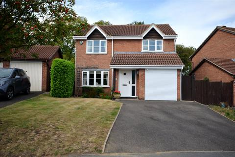 4 bedroom detached house for sale - Clark Drive, Melton Mowbray, Leicestershire