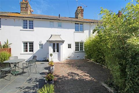 2 bedroom terraced house for sale - Coastguard Cottages, South Strand, East Preston, West Sussex