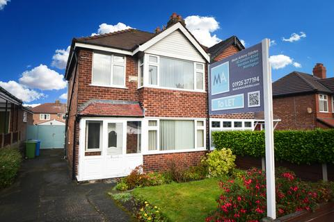3 bedroom semi-detached house to rent - Greenfields Avenue, Appleton, Warrington