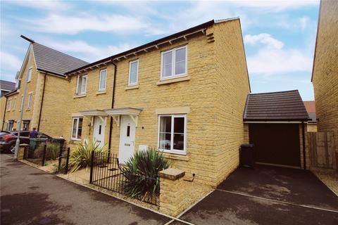 3 bedroom end of terrace house for sale - Sanderling Way, Bishops Cleeve, Cheltenham, Gloucestershire, GL52